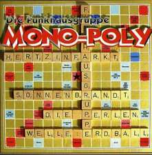 Die Funkhausgruppe - Mono-poly NEW CD