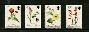 U0169 PITCAIRN ISLANDS 1970 Flowers  MH