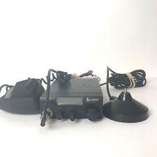 COBRA 19 DX IV 40 Channel Compact CB Radio Astatic 636L Mic