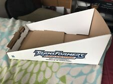 TRANSFORMERS Universe Spychangers Store Display Box Only Rare