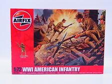 Interhobby 43612 Airfix A01729 WWI American Infantry 1:72 Bausatz NEU OVP
