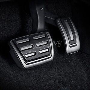 Gas Brake Pedal Cover For VW Golf Atlas Tiguan Jetta Polo Touran T-Roc T-Cross