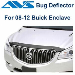AVS Aeroskin Smoke Hood Protector Bug Shield For 08-2012 Buick Enclave - 322031