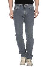 Jeans TRUSSARDI JEANS effetto delave tinta unita effetto delave in PROMOZIONE