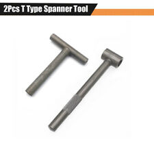 2 Pcs T type Adjustable Wrench Engine Valve Repair Tool For Motorcycle Scooter