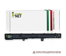 Batteria A41N1308 per Asus Pc Notebook R512M F551C F551CA [14,4/14,8V - 2600mAh]