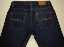 EUC RRP $249 Mens Nudie Jeans 'AVERAGE JOE DRY DIRT ORGANIC' Jeans W33 L28