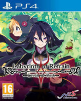 Labyrinth of Refrain : Coven of Dusk - Jeu PS4 - Neuf sous blister - FR