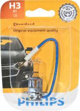 Fog Light Bulb-Standard-Single Blister Pack Philips a pair 12336 B1