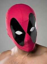 Deadpool Mask (Cosplay Hood Red Full Face Mask Party Show Props X Men)