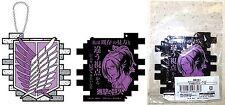 Attack on Titan Rubber Coaster w/ Ball Chain HANJI ZOE HANS Kodansha Licensed NW