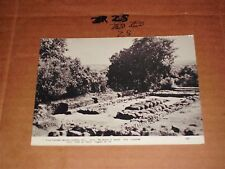 Nestor Palace Grave Town City Markers Ruins Geological Find RPPC Kingdom RARE