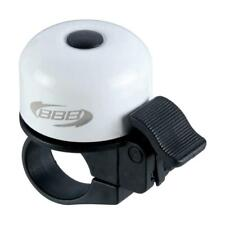 BBB Loud & Clear Universal Bicycle Bell - White