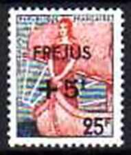 Francia 1959 Yvert nº 1229 nueva 1er elección