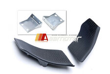 Carbon Fibre Front Brake Cooling Air Guides for Mitsubishi Evolution EVO 7 8 9 X