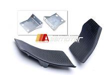 Carbon Fiber Front Brake Cooling Air Guides for Mitsubishi Evolution EVO 7 8 9 X