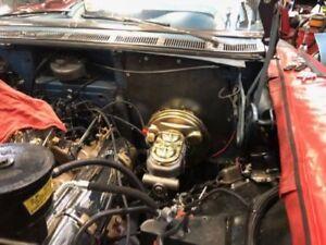 1958 Oldsmobile Power Brake Booster Master Cylinder Conversion 88 58 Olds