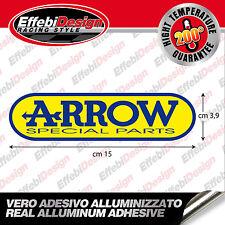 Adesivo/Sticker ARROW ALTE TEMPERATURE 200 GRADI SCARICHI EXHAUST HIGHT QUALITY