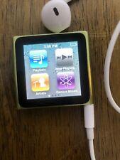 Apple iPod Nano 6th Generation Green (8 GB)