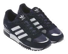 adidas ZX 750 Fashion Men's Shoes, Size 9 -  Navy Blue/White