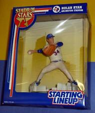 1993 NOLAN RYAN Texas Rangers #34 Arlington Stadium Star slu Starting Lineup NM+