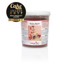 BROWN SARACINO-Italian-Modelling-Paste-1kg-Cake-Decorating-Best-Product 2017