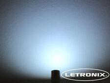 1x 0,5W Emitter LED w2w T5 WEIß Instrumentenbeleuchtung Tachobeleuchtung Tacho