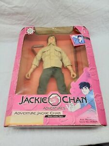 Jackie Chan Adventures Playmates Jackie Chan Action Figure