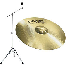 PAISTE 101 Crashride 18 + Stagg FORCA-supporto pelvico