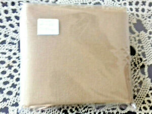 """Brown 12 Count Duo Double Tapestry Canvas 71 cms by 58 cms (28""""x 23"""")"""