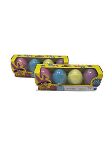 Play-Doh Easter Egg 2 Pack of 4 Fisher-Price CHOP