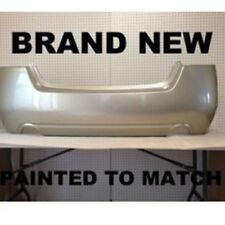 Fits; NEW 2007 2008 2009 Nissan Altima Sedan Rear Bumper Painted to Match