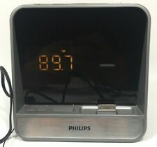 Philips Aj3200D/37 Clock Radio Charging Station Universal