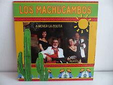 """MAXI 12"""" LOS MACHUCAMBOS A mover la colita MCT 84014"""
