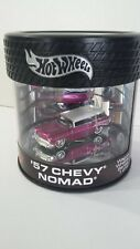 Hot Wheels Oil Can  '57 Chevy Nomad Wagon Wheels Series  # 409/7000 Low Number
