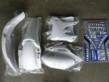 Yamaha WRF450 2005 2006 White Plastic & Trim Sticker Kit Plastics WRF-BN0-402