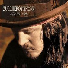 "Zucchero ""ALL THE BEST"" CD NUOVO"