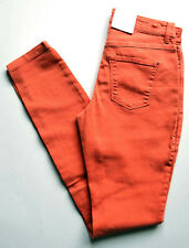 MAC Jeans Dream Skinny Authentic Stretch Tube orange T. 36 L 34 NEUF