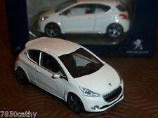 NOREV 3 INCHES PEUGEOT 208 GTI (2 COULEURS DIFFERENTES AU CHOIX)