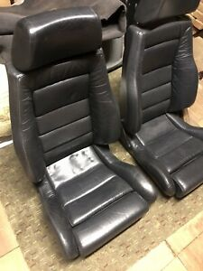 Ford Sierra Rs Cosworth   Sapphire Escort Rs Turbo Genuine Ford Front Seats