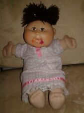 Play Along Xavier Roberts Cabbage Patch Kids Asian Doll with teeth Orig. gown