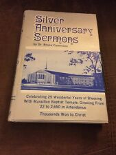 Silver Anniversary Sermons By Bruce Cummons