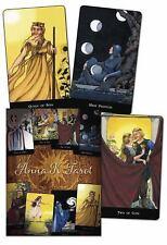 Anna. K Tarot by Anna K (2013, Cards,Flash Cards)