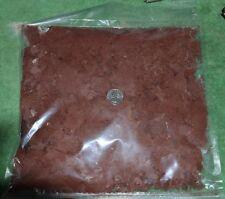 1/2 Pound ~Premium Blood Worms Fish Flakes ~ Aquarium Fish Pet Food-Dvd
