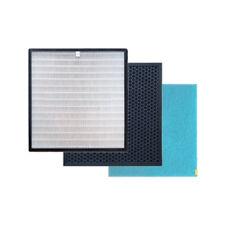 Compatible Replacement Air Purifier Filter Set for NanoBio NBA-350/350A/350B