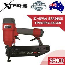 Senco Air/Pneumatic ProSeries C Straight Bradder Finishing Nailer 32-65mm Finish