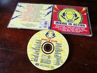 Mixing in Action - Vasco Rossi/Freddie Mercury/Jovanotti/Gam Gam Cd Ottimo