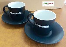 SET TAZZE COLAZIONE KAWASAKI - 6 TAZZE + 6 PIATTINI - 122SPM0024 - KAWA ORIGINAL