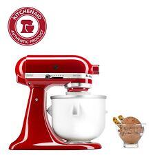 KitchenAid Ice Cream Maker, KICA0WH
