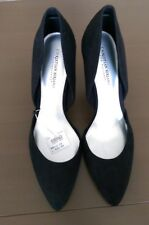 Christian Siriano For Payless Halle Pointed Black Women's Heels Pumps Size 13